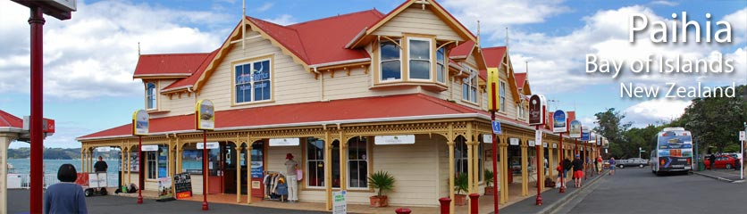 Tourism Services in Paihia