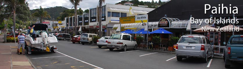 Businesses in Paihia
